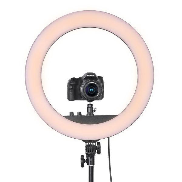 Кольцевые лампы Кольцевая лампа для визажиста LED RING 512 PRO 512-Pro-3.jpg