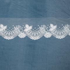 Кружево Ivory Lace - Гребешки, узкое