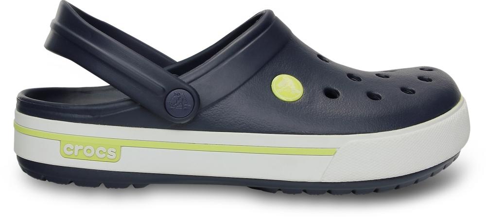 Интернет магазин обуви crocs - Cабо Crocs Crocband II.5 Navy/Citrus