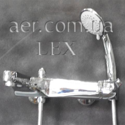 Смеситель для ванной LEX