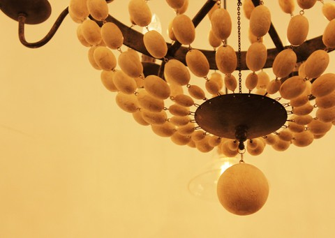 vintage chandelier 01-61 ( by Funky Vintage )