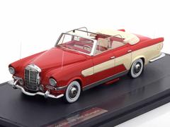1:43 Mercedes-Benz Ghia 300C Allungata Cabriolet 1956