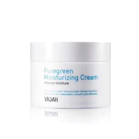 YADAH YADAH PURE GREEN Крем для лица увлажняющий YADAH PURE GREEN MOISTURIZING CREAM 50мл