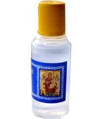 Елей (масло), освященный перед иконой Богородицы
