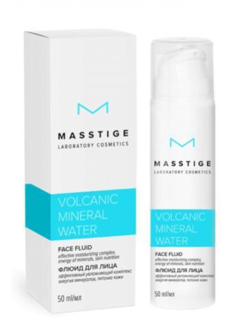Masstige Volcanic Mineral Water Флюид для лица 50мл