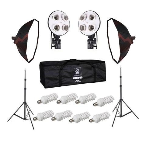 Комплект постоянного света Fotokvant FLO-4 Kit