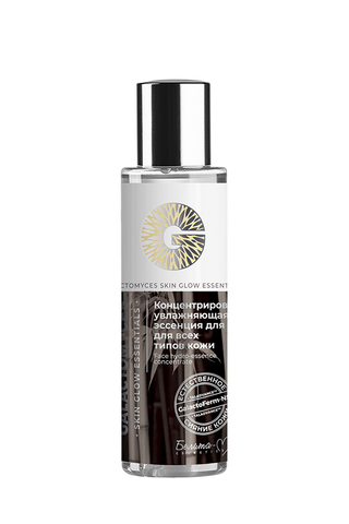 Белита М GALACTOMYCES Skin Glow Essentials Эссенция для лица увлажняющая концентр.120г