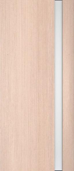 Ладора,3-1, Орех капучино - Белое стекло