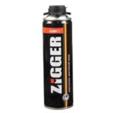 Очиститель монтажной пены ZIGGER 650 мл (12шт/кор)