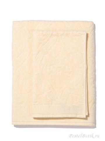 Набор полотенец 3 шт Roberto Cavalli Damasco слоновой кости