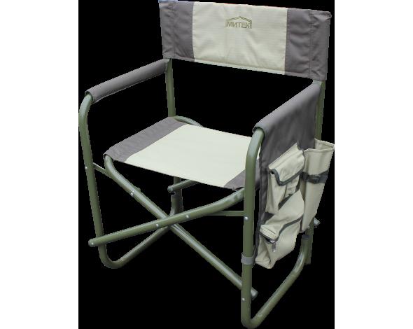 Кресло складное Митек Люкс 02 для дачи