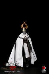 Средневековые воины фигурка 1/6 рыцарь Тевтонского ордена