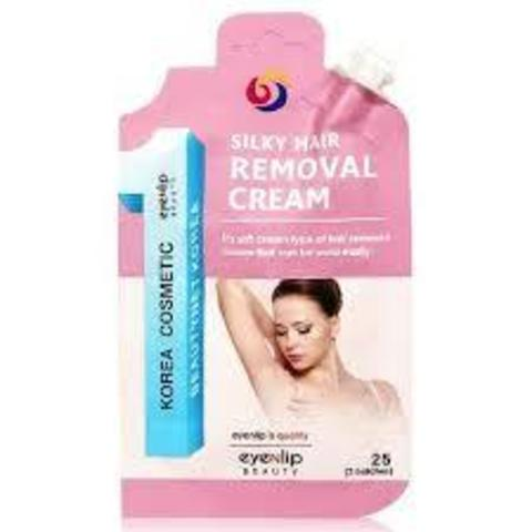 Крем для депиляции Silky Hair Removal Cream