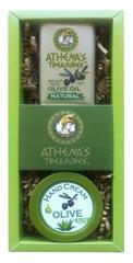 Подарочный набор в оригинальной упаковке ATHENA'S TREASURES