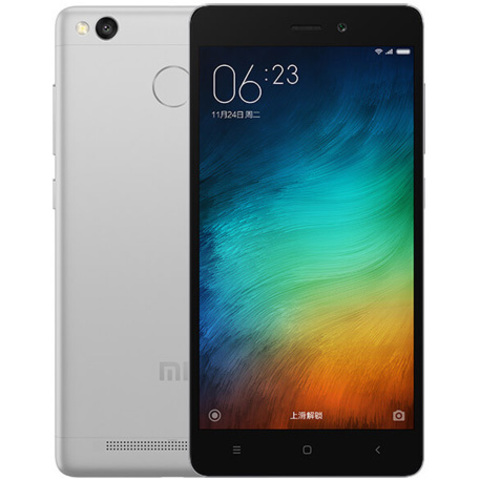 Xiaomi Redmi 3S 16 Gb Gray