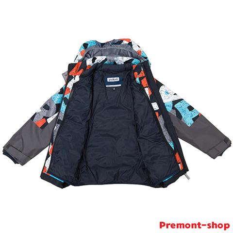 Утепленная куртка для мальчиков Premont Краски Сент-Джонс S18264
