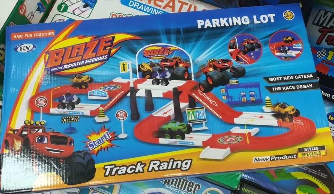 Трэк-парковка