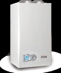 Настенный газовый котел Ferroli Fortuna F 10