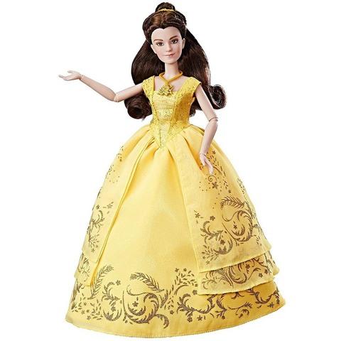 Дисней Красавица и Чудовище Белль в бальном платье 30 см