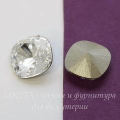 4470 Ювелирные стразы Сваровски Crystal (10 мм)
