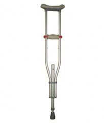 Костыль подмышечный универсального размера со встроенной системой противоскольжения (УПС)