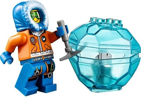 LEGO City: Арктический вездеход 60033