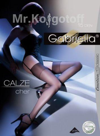 Чулки Gabriella Cher