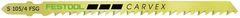 Пильное полотно для лобзика FESTOOL S 105/4 FSG 5X