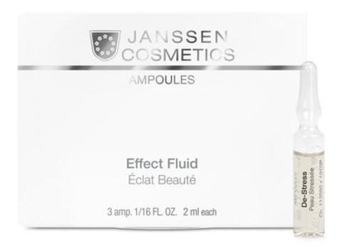 Антистресс (для чувствительной кожи) Janssen De-Stress,3 амп.х2 мл.