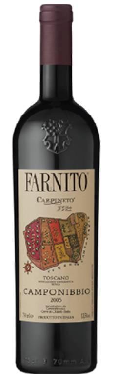 Farnito Camponibbio Toscana IGT
