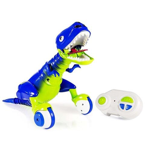 Динозавр интерактивный Джестер Зелено-Голубой