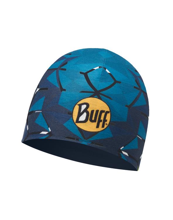 Двухслойная полиэстровая шапка Buff Helix Ocean