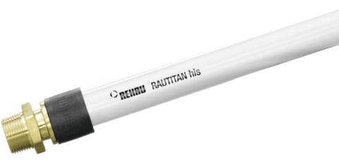 Труба Rehau Rautitan His 16 x 2.2 мм. (арт. 11370101100) 1 м.  бухта 100 м