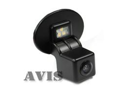 Камера заднего вида для Kia Venga Avis AVS312CPR (#031)