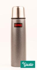 Термос Thermos FBB 1000HM, 1 л, серый
