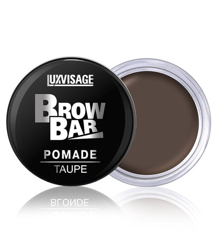 LuxVisage Помада для бровей Brow Bar  тон 2(Taupe) 6 г