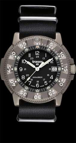 Купить Наручные часы Traser P6506 Commander Force Professional 100284 по доступной цене