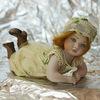 Кукла фарфоровая коллекционная Marigio Pucci