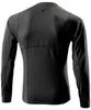 Рубашка утеплённая беговая Mizuno Warmalite L/S Tee мужская