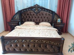 Спальный гарнитур Шехерезада темн