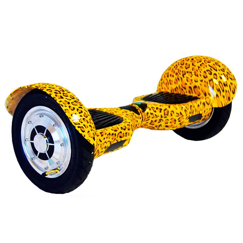 Smart Balance SUV 10  желтый леопард (Bluetooth-музыка + сумка) - 10 дюймов, артикул: 859472