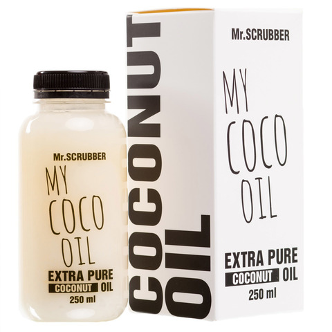 Кокосовое масло Mr.Scrubber My Coco oil Extra Pure