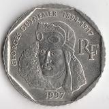 K6175, 1997, Франция, 2 франка Жорж Гинемер