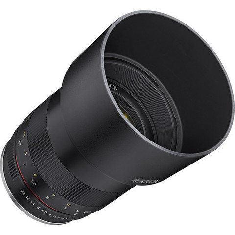 Объектив Samyang 85mm f/1.8 ED UMC CS для Sony E