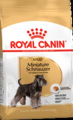 Корм для взрослых собак породы миниатюрный шнауцер, Royal Canin Miniature Schnauzer Adult
