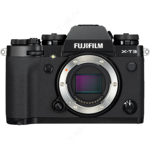 Фотоаппарат Fujifilm X-T3 Body Black (Черный)