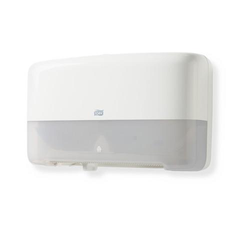 Диспенсер для туалетной бумаги Tork Т2 в мини-рул. 555500 белый