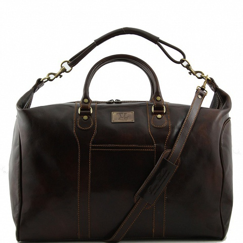 Tuscany Leather Amsterdam - Dark Brown TL1049
