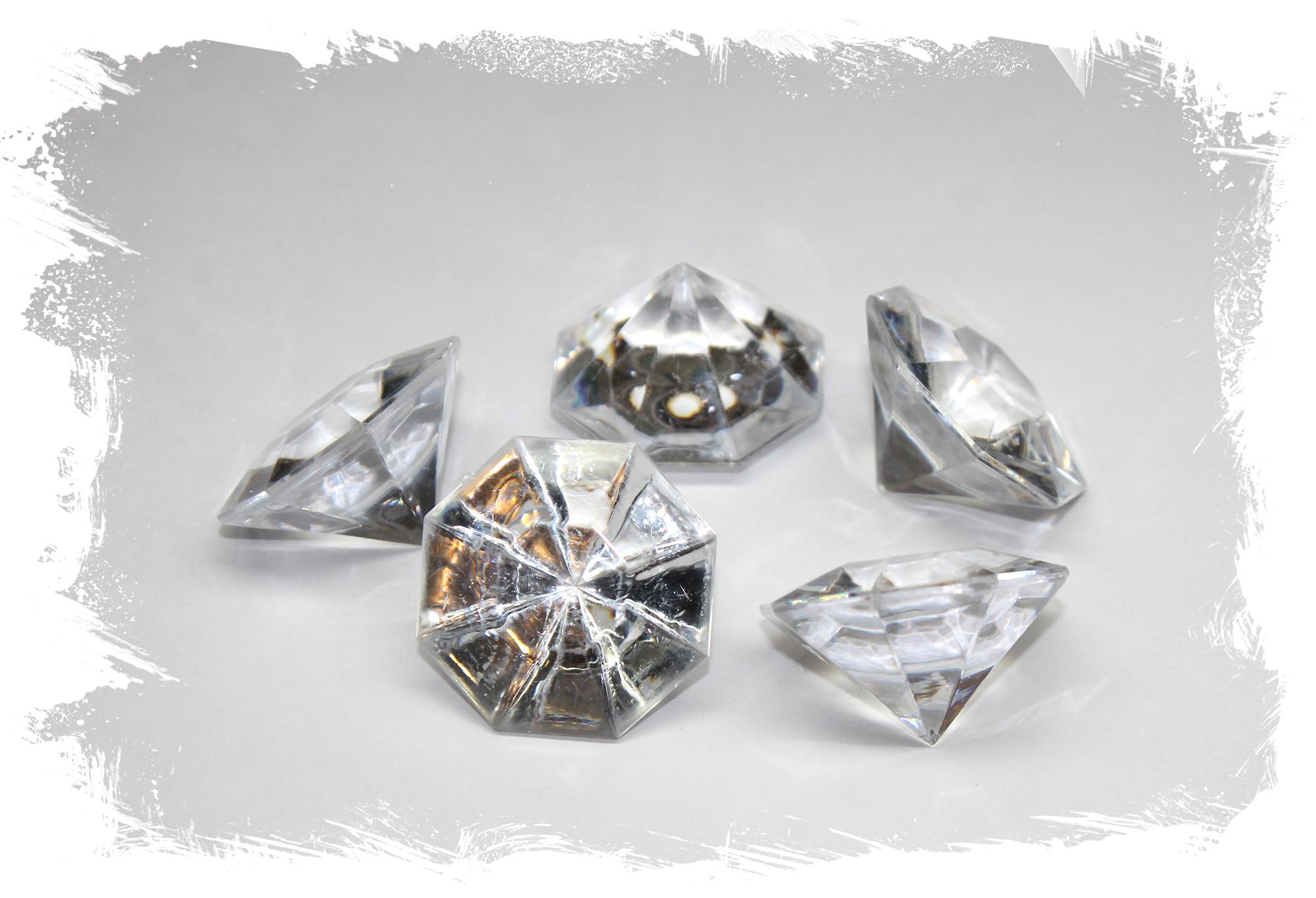 Камни декоративные бриллианты