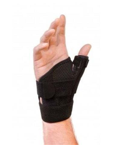 62712  Reversible Thumb Stabilizer, Стабилизатор пальца, подходит на правую и левую руку, один размер
